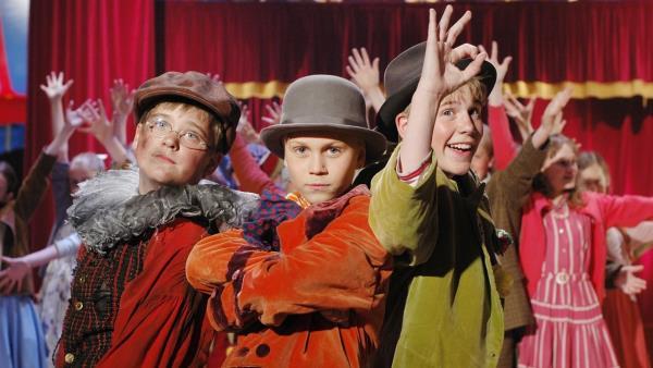 Crazy gang v cirkusu