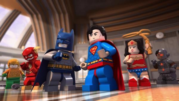 Superhrdinové: Batman do Ligy!