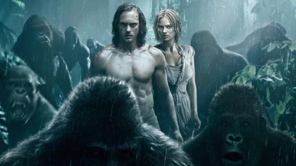 Legenda o Tarzanovi download
