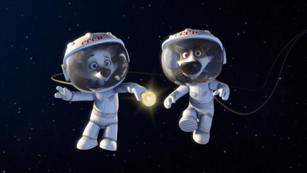 Pejsci z vesmíru