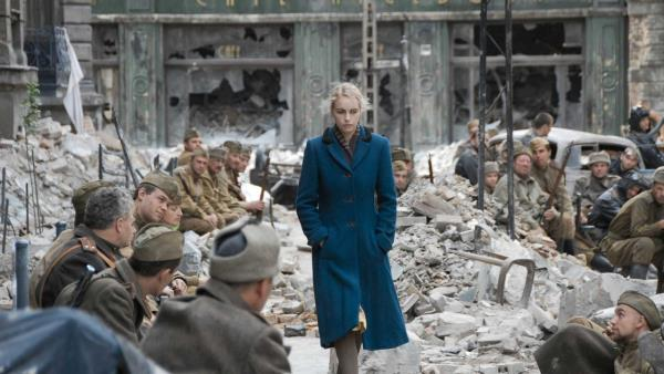 Žena v Berlíně