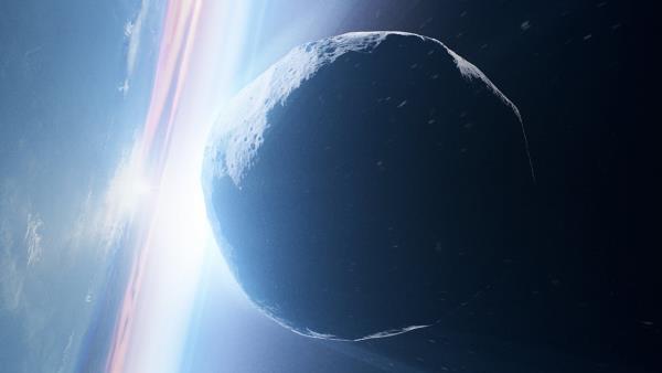 Ohnivé koule: Návštěvníci z temných světů
