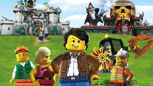 LEGO: Clutch Powers zasahuje