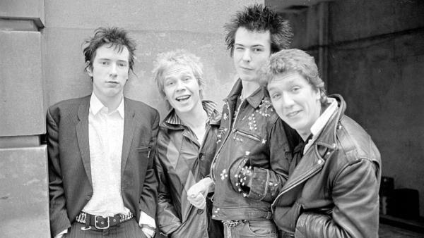 The Sex Pistols - Never Mind The Bollocks