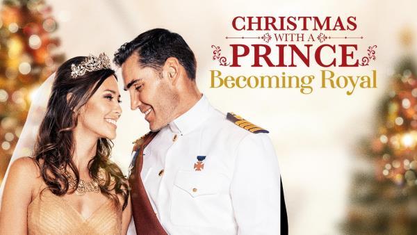 Vánoce s princem: Královská svatba