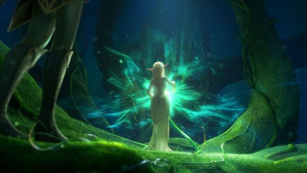 Throne of Elves