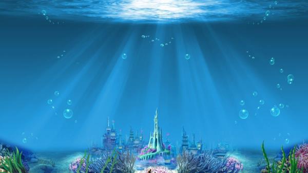 Barbie - Mořská víla