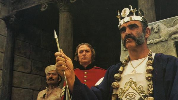 Muž, který chtěl být králem