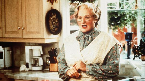 Mrs. Doubtfire - Táta v sukni