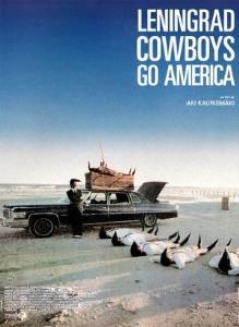 Leningradští kovbojové dobývají Ameriku online