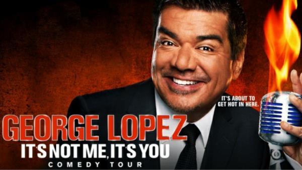 George Lopez: Já ne, to ty