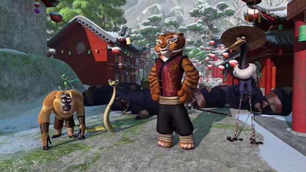 Kung Fu Panda: Holiday download