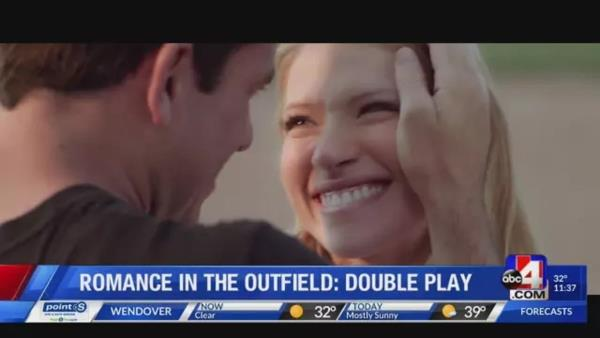 romance-in-the-outfield-double-play