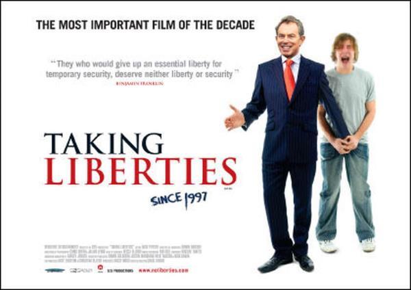 Taking Liberties Since 1997