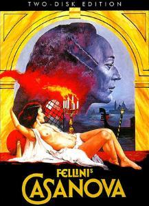 Casanova Federica Felliniho