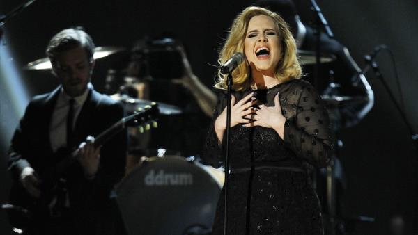 Adele koncert z Royal Albert Hall