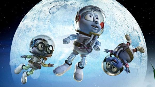 Cesta na Měsíc 3D download