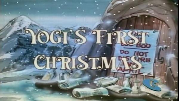 Yogis First Christmas