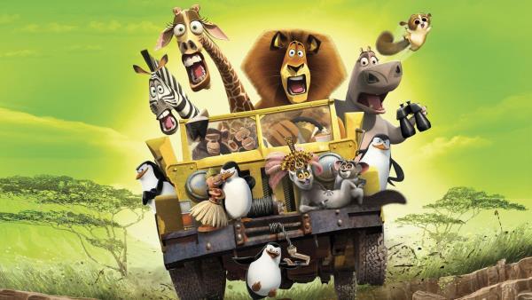Madagaskar 2 download