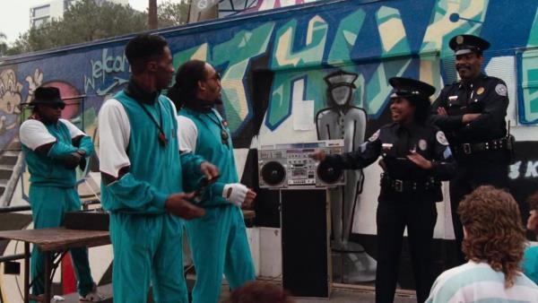 Policejní akademie 6: Město v ohrožení