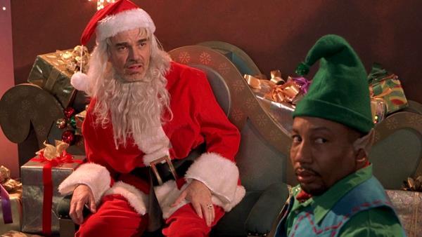Santa je úchyl