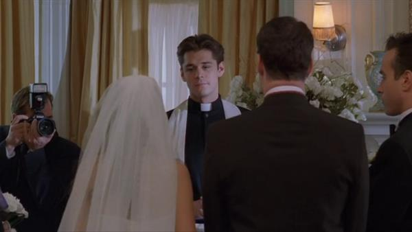 Má první svatba