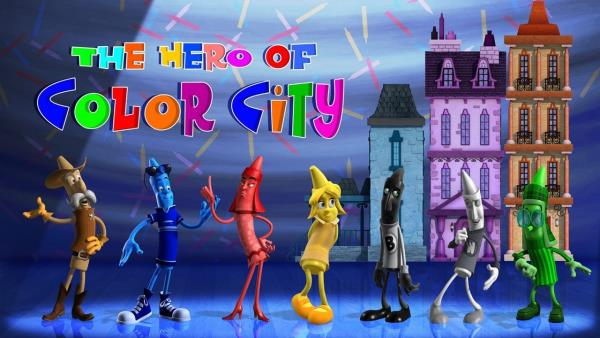 The Hero of Color City