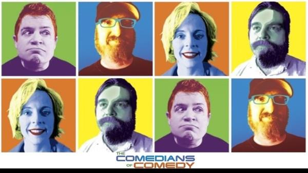The Comedians of Comedy: The Movie