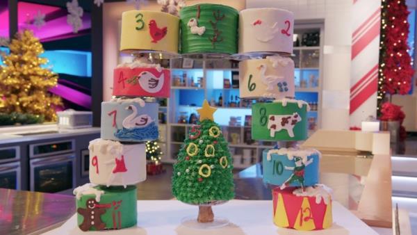 Cukrová horečka o Vánocích