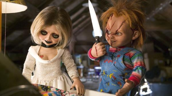 Chuckyho potomstvo
