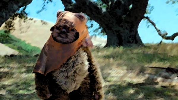 Dobrodružství Ewoků