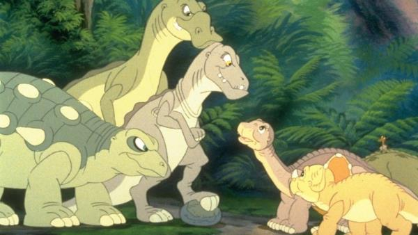 Země dinosaurů 3 - Velký dar