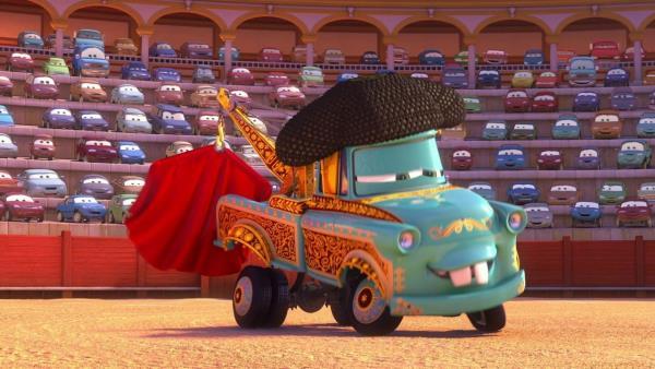 Cars Toons: El Materdor