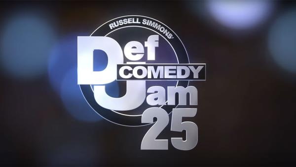 Def Comedy Jam 25