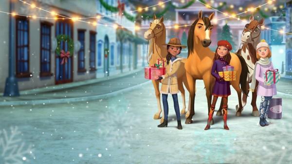 Spirit volnost nadevše: Vánoce se Spiritem