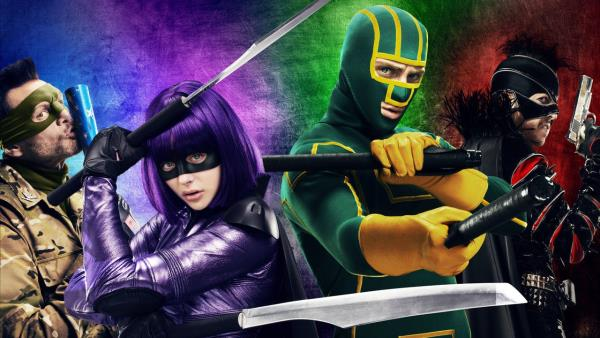 Kick-Ass 2 download