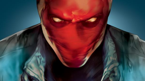 Batman vs. Red Hood
