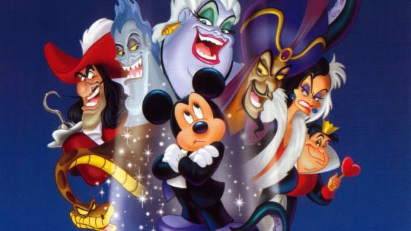 Myšák Mickey