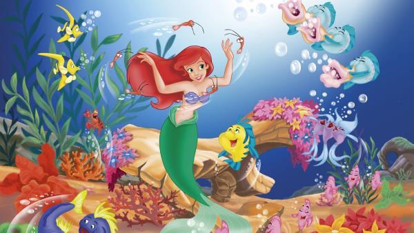 Malá mořská víla download
