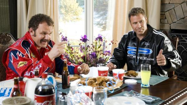 Ricky Bobby: Nejrychlejší jezdec