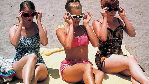 Opravdu děsná plážová party