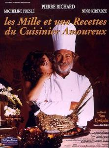 Tisíc a jeden recept zamilovaného kuchaře