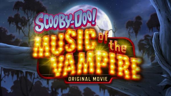 Scooby-Doo! Upíří hudba