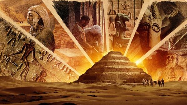 Tajemství hrobky v Sakkáře