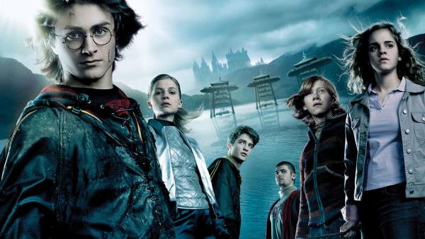 Harry Potter a Ohnivá casa