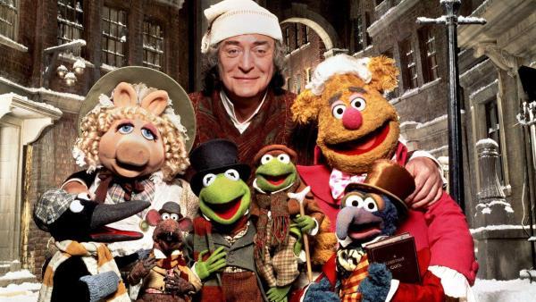 Muppets: Vánoční koleda