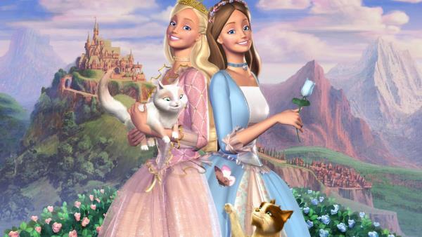 Barbie - Princezna a švadlenka