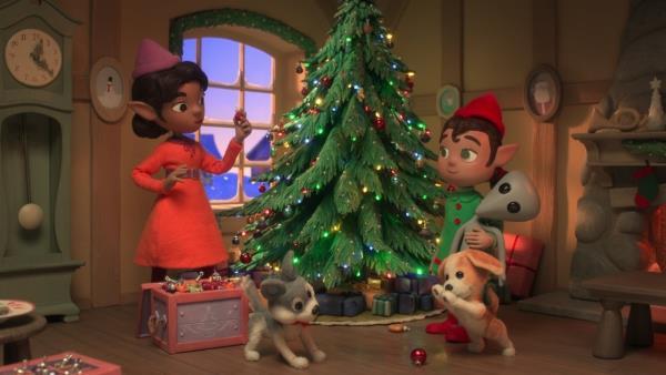 Vánoce z jiného světa
