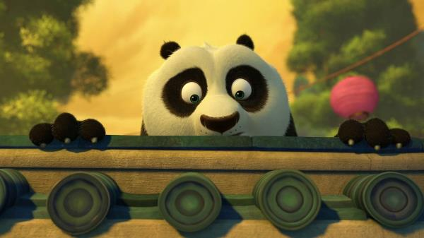 Kung Fu Panda: Secrets of the Scroll download