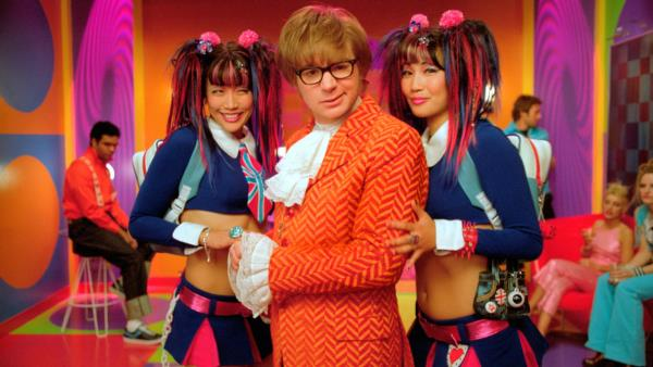 Austin Powers - Goldmember download